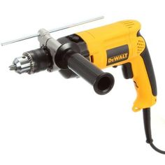 DEWALT 1/2 in. Variable Speed Reversible Hammer Drill-DW511 - The Home Depot
