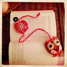 Cute Crochet Bookmarks Idea #Home #Garden #Trusper #Tip