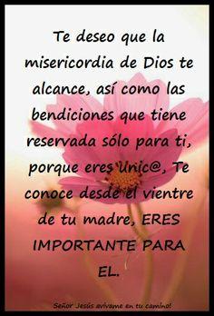 La misericordia de Dios para ti