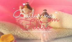 Menina de Pano | Blog: Bailarinas em Feltro