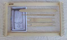 Frame Loom for Weaving. $150.00, via Etsy.