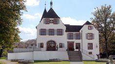 Schloss Binningen near Basel Switzerland
