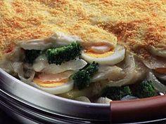 Bacalhau com Batatas e Brócolos