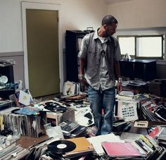 Madlib record collection