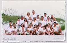 Photography article: great tips for Photographing really large family groups.