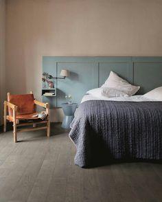 יש חדר שינה... ויש חדר שינה עם רצפת עץ מלא של דקו פלוס:)