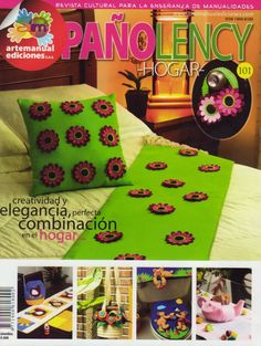 Patches, Kids Rugs, Embroidery, Quilts, Sewing, Flowers, Magazines, Home Decor, Books