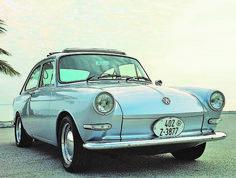 Volkswagen Tipo III Fastback 67, pieza de colección ¡sólo para conocedores!