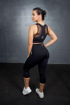Designer Fitness apparel for the gym.