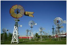 USA trip: Mid-America Windmill Museum in Indiana  Tues. through Fri. 10 A.M. 4 P.M. / Sat. 10 A.M. to 5 P.M. and Sun. 1 P.M. to 4 P.M.  P.O. Box 5048 - 732 S. Allen Chapel Rd Kendallville, In 46755 - Phone: 260-347-2334