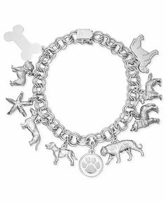 18 or 20 inch Rope Box or Curb Chain Necklace Rembrandt Charms Two-Tone Sterling Silver a Day to Remember Charm on a Sterling Silver 16
