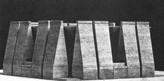 Louis Kahn, Hurva Synagogue, Jerusalem, Israel, 1965