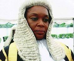 Welcome to Oghenemaga Otewu's Blog: EFCC raids Justice Rita Ofili-Ajumogobia's home