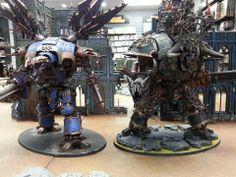 Imperial knights conversions