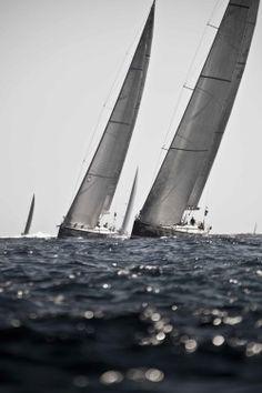 """classy-captain: """" Strabo by Barbaros Kayan """" Yacht Boat, Sail Away, Set Sail, Aragon, Tall Ships, Catamaran, Sailing Ships, Sailing Yachts, Emerson"""