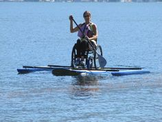 We are a family sharing our travels, tips and experiences here at Have Wheelchair Will Travel. While we have a focus on travel we know that travel is a 'sometimes' activity for most of us, so we share our day-to-day tips and other fun in between. Handicap Accessible Home, Adaptive Sports, Spinal Cord Injury, Travel Reviews, Paddle Boarding, Us Travel, The Great Outdoors, Tourism, 1