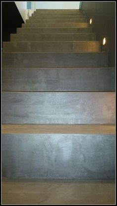 escalier en granito d 39 origine recouvert de r sine b ton escalier pinterest. Black Bedroom Furniture Sets. Home Design Ideas