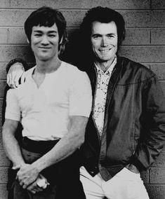 Bruce & Clint