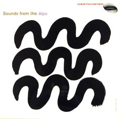 Rudolph de Harak - Sounds from the Alps, album cover 1961