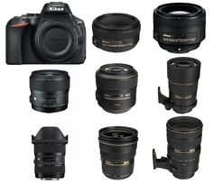 Best Lenses for Nikon D5600 DSLR camera. Looking for recommended lenses for your Nikon D5600? Here are the recommended Nikon D5600 lenses.
