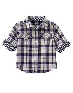 Plaid Shirt Collection Name: Tiny Panda (2015/16?)