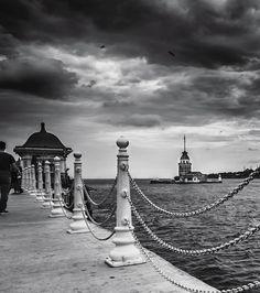 "sefayamak: ""Günaydın  Good morning #lifeinistanbul #istanbul 2015  for my black&white photos please check @sefayamakbw"""