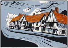 The Swan, Lavenham - Colin Moore