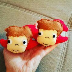 Have a Nice trip  cute Ponyo ❤