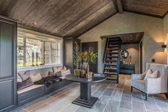 FINN – Flott og eksklusiv familiehytte i Brendeheia. Utsikt, sol og flotte skiløyper rett utenfor stueveggen.