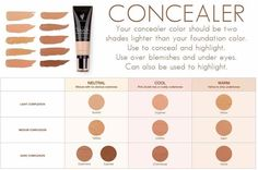 Sept. 1 I'm really excited for these concealers! www.YouniqueProducts.com/JasmineLX