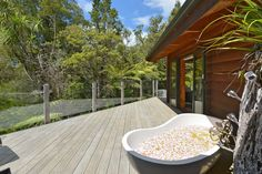 Northland's Romantic Wilderness Retreat in Maungataniwha Ranges, Far North District   Bookabach
