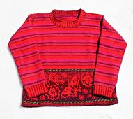 Butterfly Pullover   by Lori Ihnen