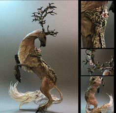 custom order Kirin by creaturesfromel on DeviantArt
