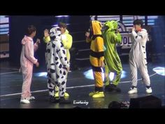 161129 BTS JAPAN OFFICIAL FAN MEETING VOL.3 in Tokyo DAY2 Mission Fancam - YouTube