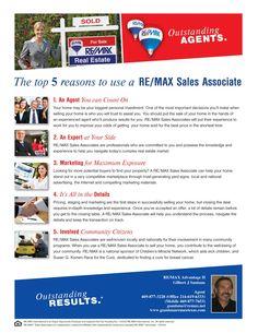 Why Choose RE/MAX http://www.mervedinger.com