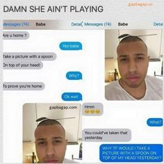 #Hilarious Text Message About Girl vs. Boy