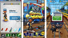 Subway Surfers Cheats - New York Update! Unlimited Keys, Unlimited Coins, All Boards and Characters Unlocked - http://www.eazycheat.com/2013/12/subway-surfer-cheat-unlimited-keys.html