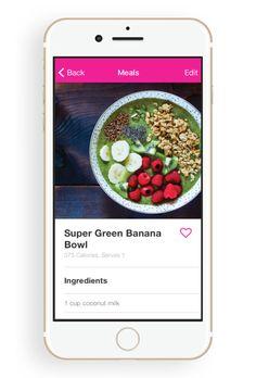 Jillian Michaels App Healthy Recipes
