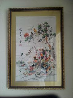 Chinease silk painting  http://myworld.ebay.com/international-treasures