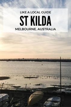 Enjoy Melbourne, Australia's famous beachside suburb St Kilda like a local with this list of great things to do for visitors. Check out the best dining, indoor and outdoor activities for a wonderful stay in St Kilda Australia Tourism, Australia Travel Guide, Visit Australia, Melbourne Australia, South Australia, Australia Trip, Victoria Australia, Brisbane, Fishing Australia