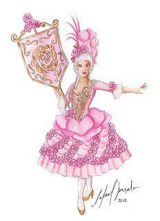 Festival Of Fantasy Parade, Samba Costume, Drawing Challenge, Princess Zelda, Disney Princess, Character Concept, Costume Design, Kawaii Anime, Disney Characters