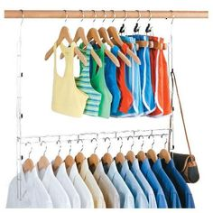 """All I can think of when I see this is...""""who hangs up their sports bras and running shorts?"""""""
