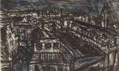 All his life, Leon Kossoff has felt compelled to draw and paint his native…