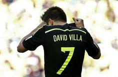 David Villa | Australia 0-3 España | 23-Jun-2014 | Mundial 2014