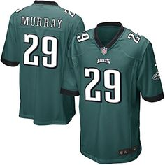 006bb23cdce DeMarco Murray Philadelphia Eagles NFL Nike Youth Green Home On-Field Jersey  ***