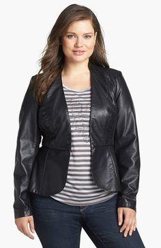 Jacket Plus Size