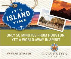 Galveston Island (& other banner ads)