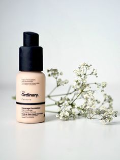 the ordinary coverage foundation - the best drugstore/budget foundation?