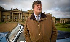 Stephen Fry's Kingdom. Set in Norfolk, a poor man's Lovejoy
