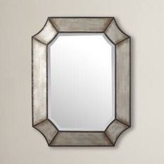 New Maude Accent Mirror by Trent Austin Design Home Decor Furniture. offers on top store Mirror Set, Diy Mirror, Beveled Mirror, Floor Mirror, Mirror Ideas, Unique Mirrors, Cool Mirrors, Decorative Mirrors, Beautiful Mirrors
